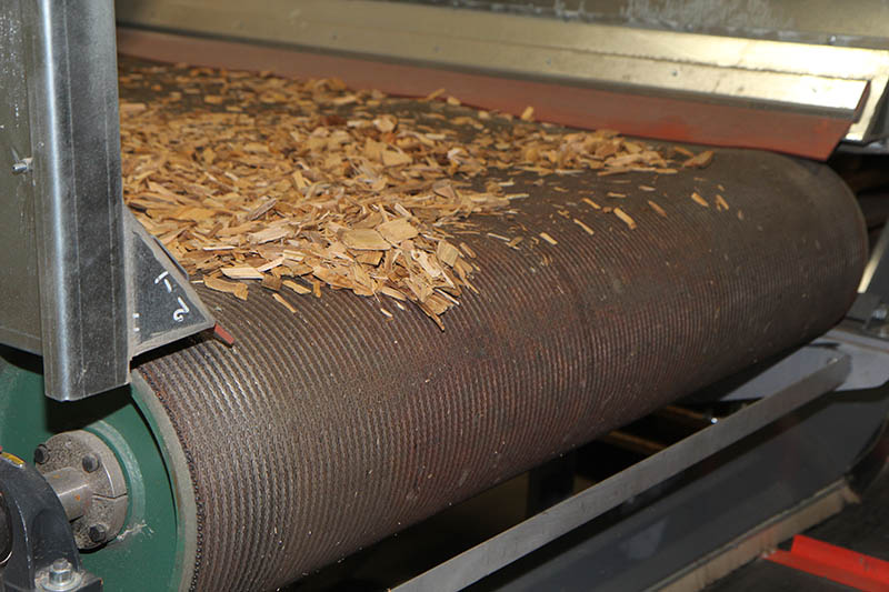 Conditionnement de la biomasse