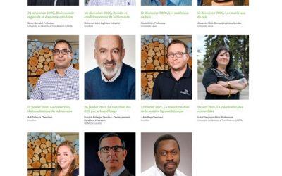 Webinaires Bioraffinage : Opportunités et Marchés