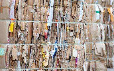 De la fabrication du papier journal à l'usage des cartons recyclés